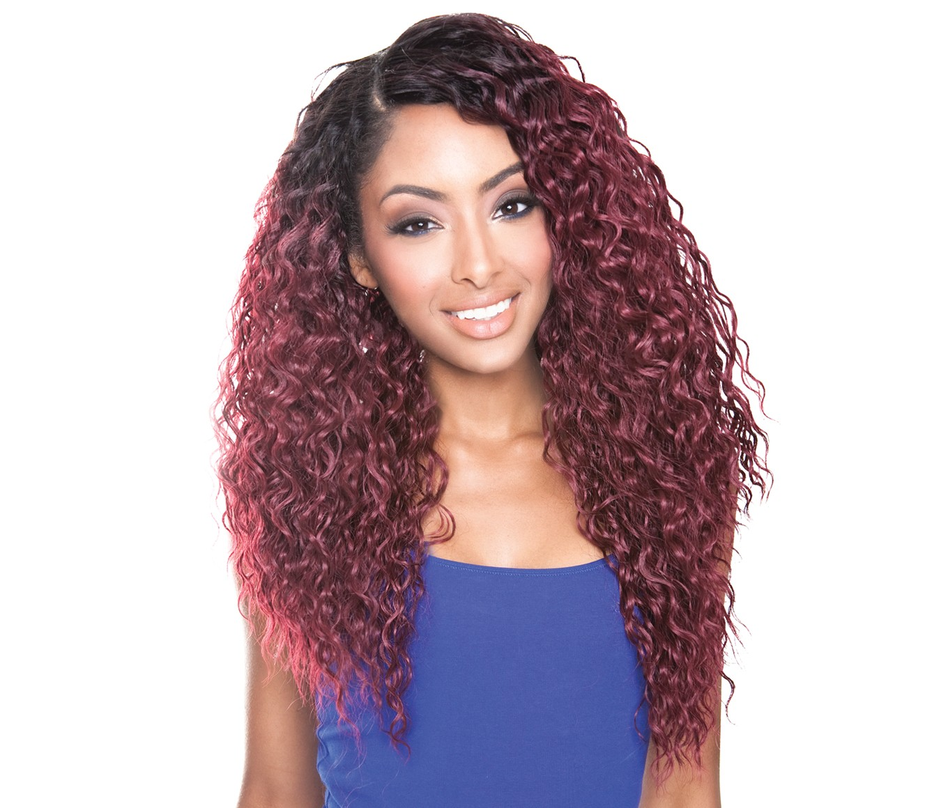 Mane Concept Enchantress Brazilian Ombre Bundle Spanish Wave Weaving