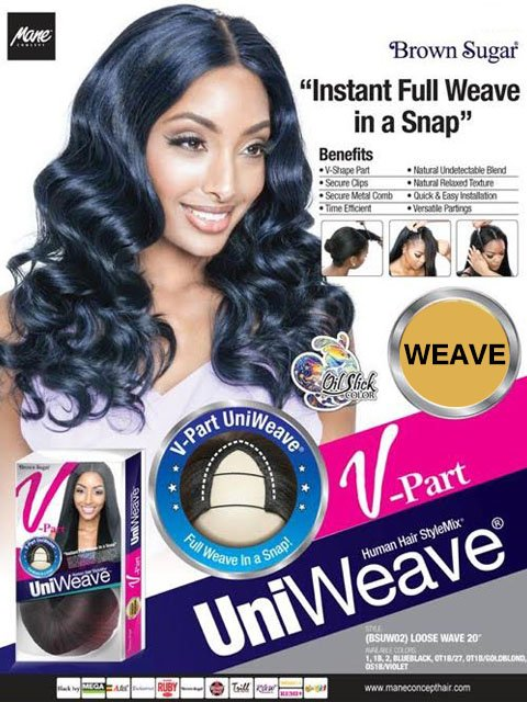 Uniweave Dhd Wigs Wigs Braids Weaves Accessories Hair Care